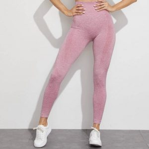 Seamless Work Out Tight PINK